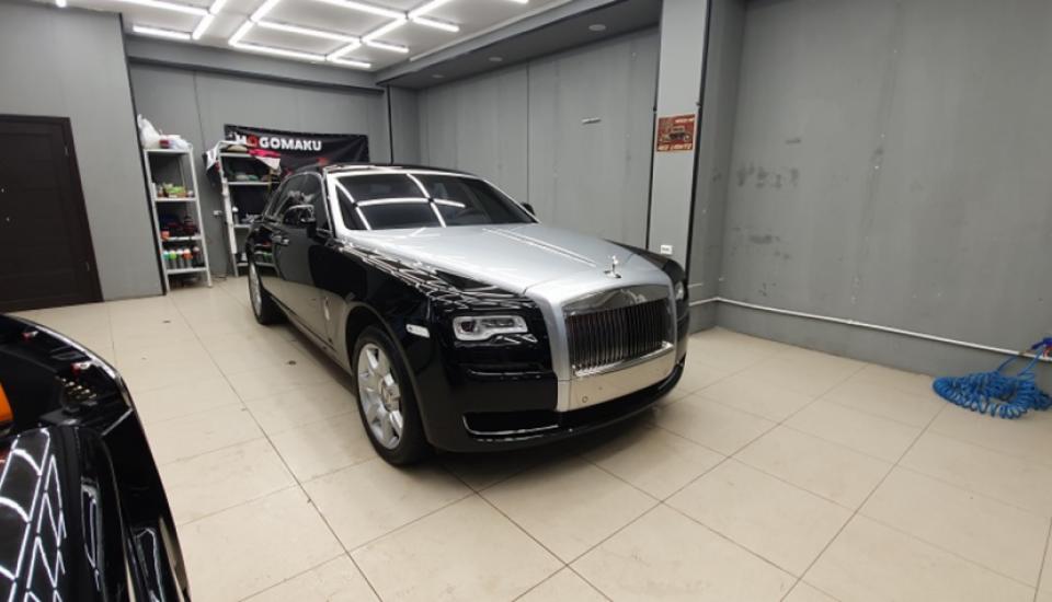 Rolls-Royce комплекс