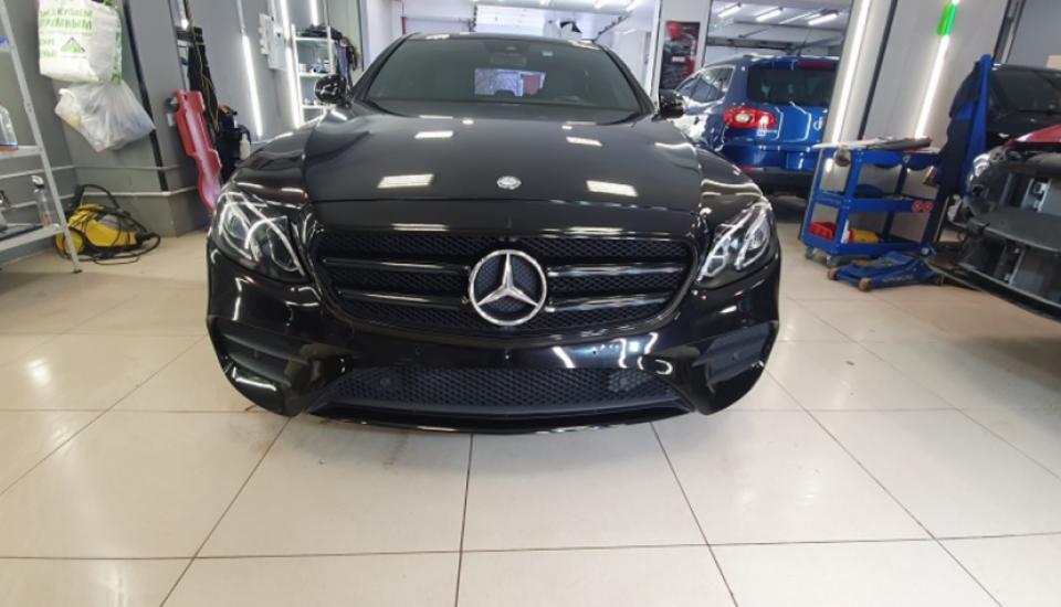 Mercedes-Benz восстановление