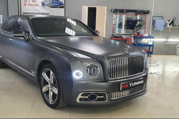 Bentley детейлинг комплекс от RS Tuning